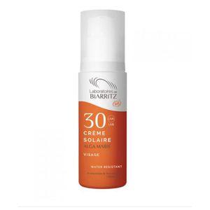 SOLAIRE CORPS VISAGE ALGA MARIS Crème Solaire Protection Bio Spf30 - 50