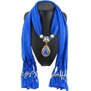 ECHARPE - FOULARD Femmes hiver gouttelettes pendentif écharpe avec s e88611f2399