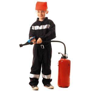 DÉGUISEMENT - PANOPLIE Déguisement pompier enfant 4-6 ans