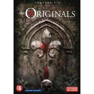 DVD SÉRIE ORIGINALS, THE S1-4 /V 18DVD BI-FR