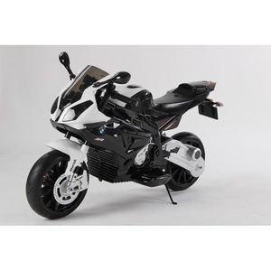 MOTO - SCOOTER Mini moto électrique marque sportive BMW 12 volts
