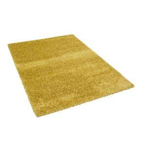 tapis jaune achat vente tapis jaune pas cher cdiscount. Black Bedroom Furniture Sets. Home Design Ideas