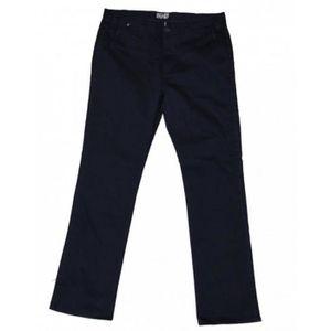 JEANS Fallen Skateboard Jeans trousers Dark Brown Pant [