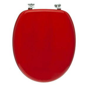 ABATTANT WC FRANDIS Abattant WC rouge