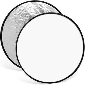 FILTRE - REFLECTEUR igadgitz 110cm Réflecteur de Lumière Diffuseur Pli