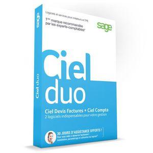 BUREAUTIQUE Ciel Duo 2019 (Ciel Compta + Ciel Devis Factures )