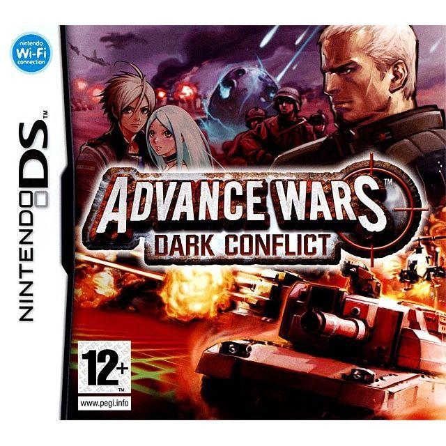 JEU DS - DSI ADVANCE WARS DARK CONFLICT / Jeu console DS -