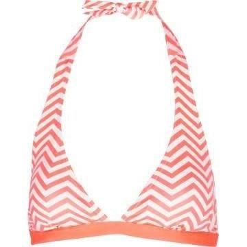 UP2GLIDE Haut de maillot de bain Emily Foulard - Femme - Rouge corail
