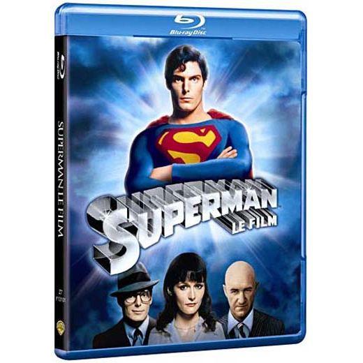 blu ray superman en dvd film pas cher cdiscount. Black Bedroom Furniture Sets. Home Design Ideas