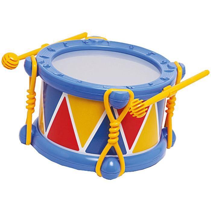 BSM Mon p'tit tambour - Mixte - Coloris aléatoires