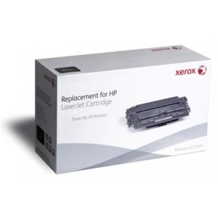 XEROX Cartouche de toner LJ M4555 - Noir - Pour HP - 10000 impressions- Pack de 1