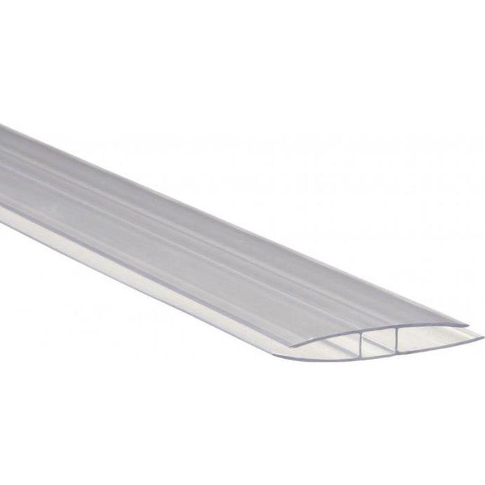Profil Polycarbonate De Jonction L 200 Cm E 6 Mm