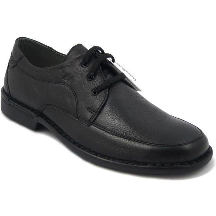 brakinghomme chaussure en cuir noir souple et semelle intrieure amovible en cuir semelle lgre avec caoutchouc antidrapant 5931