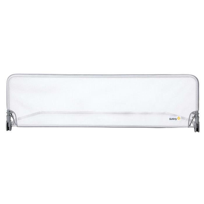 safety 1st barrière de lit extra large 150 cm blanc - achat