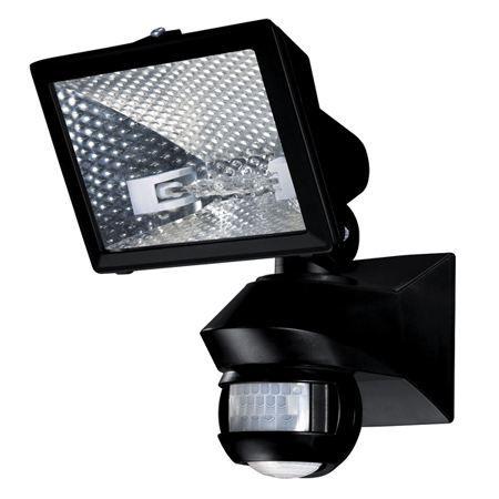 projecteur halog ne 150w d tecteur de mouvement achat. Black Bedroom Furniture Sets. Home Design Ideas
