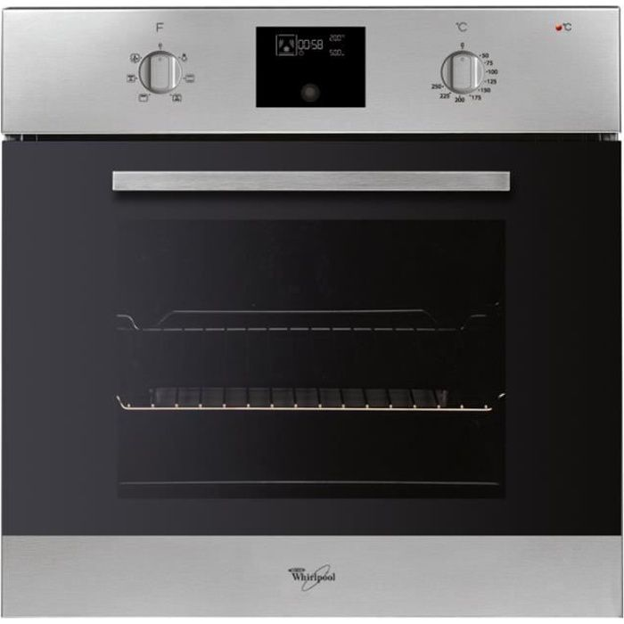 fours whirlpool - achat / vente fours whirlpool pas cher - cdiscount