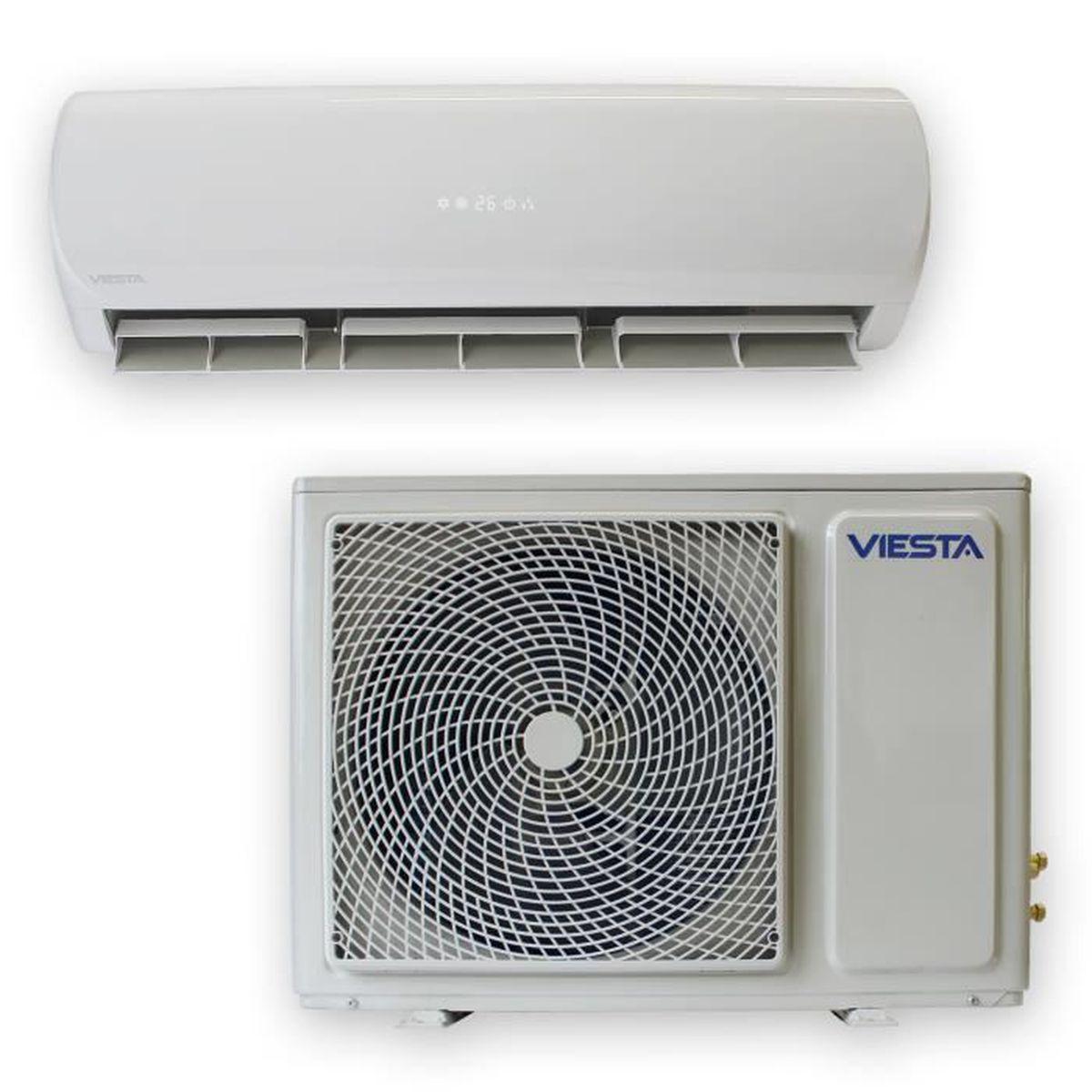 economie d 39 nergie viesta climatisation de split 12000 btu pour le refroidissement le. Black Bedroom Furniture Sets. Home Design Ideas
