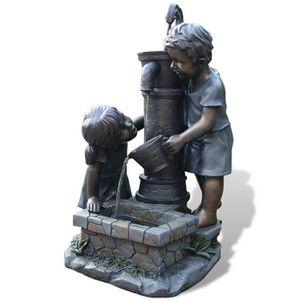 BASSIN D'EXTÉRIEUR Fontaine de jardin Atlanta