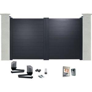 portail 3m achat vente portail 3m pas cher cdiscount. Black Bedroom Furniture Sets. Home Design Ideas