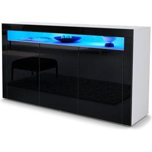 buffet achat vente pas cher soldes d s le 10 janvier cdiscount. Black Bedroom Furniture Sets. Home Design Ideas