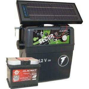 cloture electrique solaire
