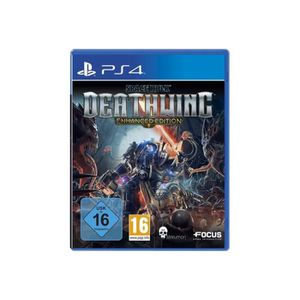 JEU PS4 Deathwing Space Hulk Enhanced Edition PlayStation