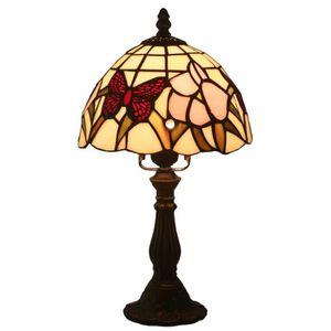 LAMPE A POSER FABAKIRA Lampe Tiffany Cadeau Créatif Lampe de Nui