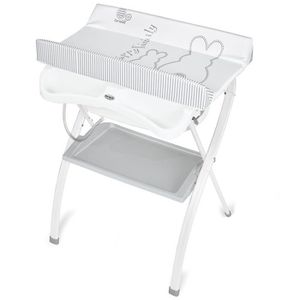 TABLE À LANGER BREVI - Table à langer Lindo avec baignoire anatom