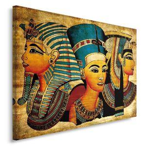 TABLEAU - TOILE Tableau déco mural imprimé 60x80 CULTURE ANCIENNE