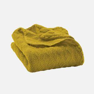 COUVERTURE - PLAID BÉBÉ Disana Couverture pour bébé en laine mérinos 80x
