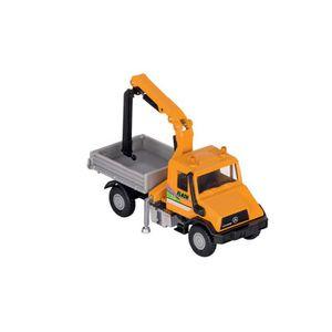 camion grue de chantier achat vente jeux et jouets pas chers. Black Bedroom Furniture Sets. Home Design Ideas