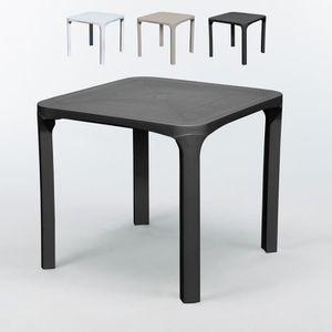 Tres grande table de jardin - Achat / Vente pas cher