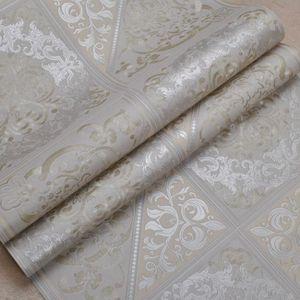 Papier Peint Mode Vintage Palais Brique Beige 5 3m2 Achat Vente