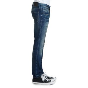 JEANS Jeans Replay Anbass Bleu  Homme