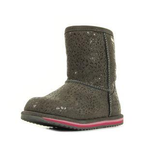 Chaussures Emu Australia argentées femme Skh5DXJH
