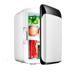 RÉFRIGÉRATEUR CLASSIQUE NEUFU Mini Réfrigérateur Pour Voiture Maison Doubl