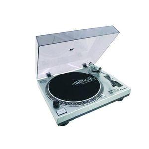 PLATINE DJ DD-2550 USB HiFi Platine Vinyle Turntable