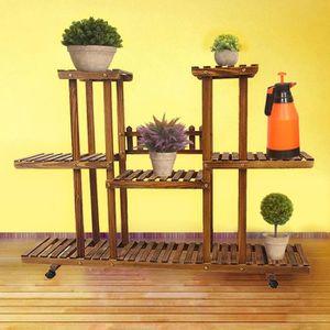etagere pour plante interieur achat vente pas cher. Black Bedroom Furniture Sets. Home Design Ideas