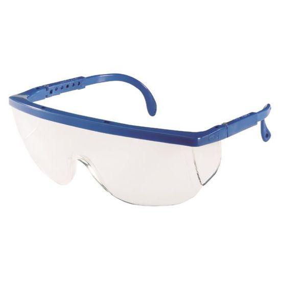 d53f7477eb4ec6 LUNETTES ANTI-PLEURS Lunettes protection alize Bleu professionnelles