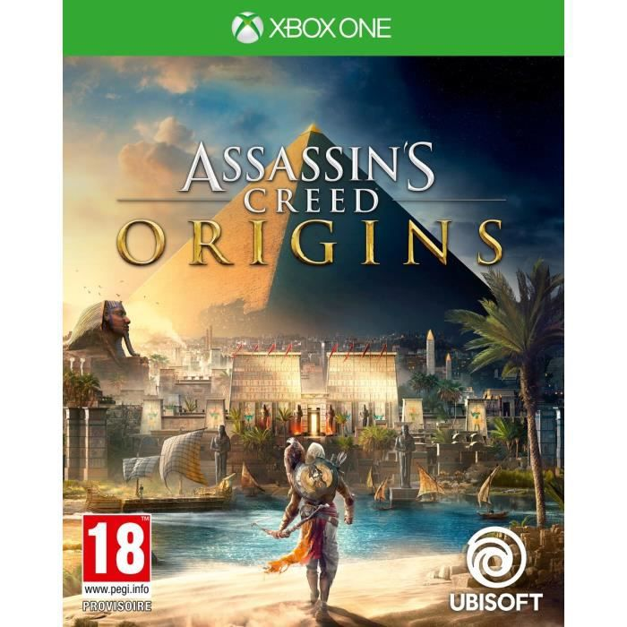 JEUX XBOX ONE Assassin's Creed Origins Jeu Xbox One