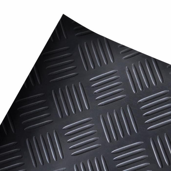 tapis de sol antiderapant en caoutchouc 2m 2m achat. Black Bedroom Furniture Sets. Home Design Ideas