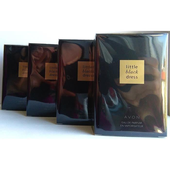 Little Eau 4 Pour De Avon Parfum Femme 50mllot Black Dress X nwk80OP