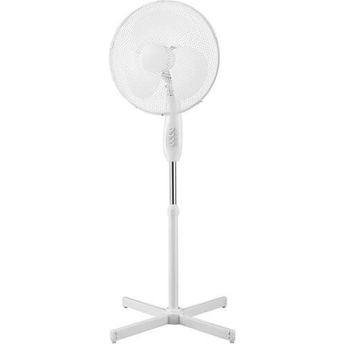 VENTILATEUR EXTEL FS40T Ventilateur sur pied - Diamètre : 40 c