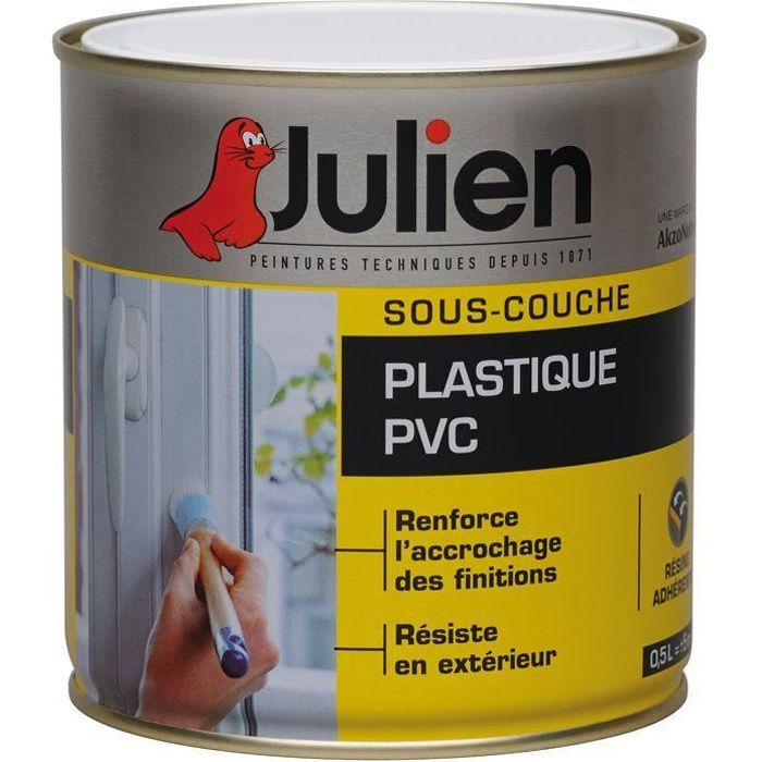 Sous Couche Julien   Plastique PVC J2   500 Ml