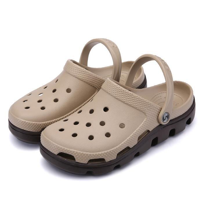 Chaussures oisif imperméables Sandal Chaussures hommes Ev1cLZ