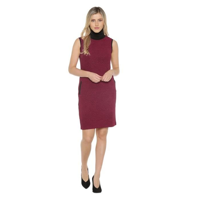 Womens Polyester Dress OS6BD Taille-40