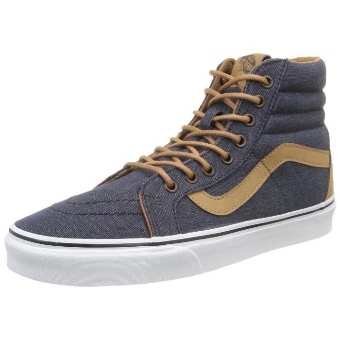 BOTTE Vans chaussure de skate marine pour femme MNTLP Ta