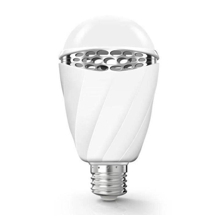Commande Dimmable Ampoule Smart E27 Décorative Réglable bat421 Vocale Led AOSrAxTq
