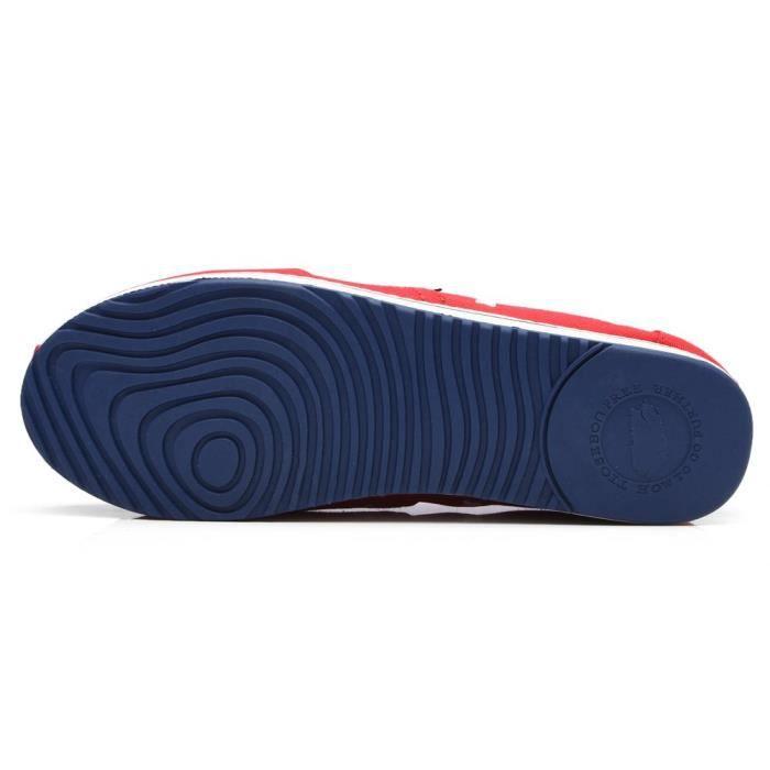 Toile Slip-on Tonique chaussures de marche espadrille H86RA Taille-37