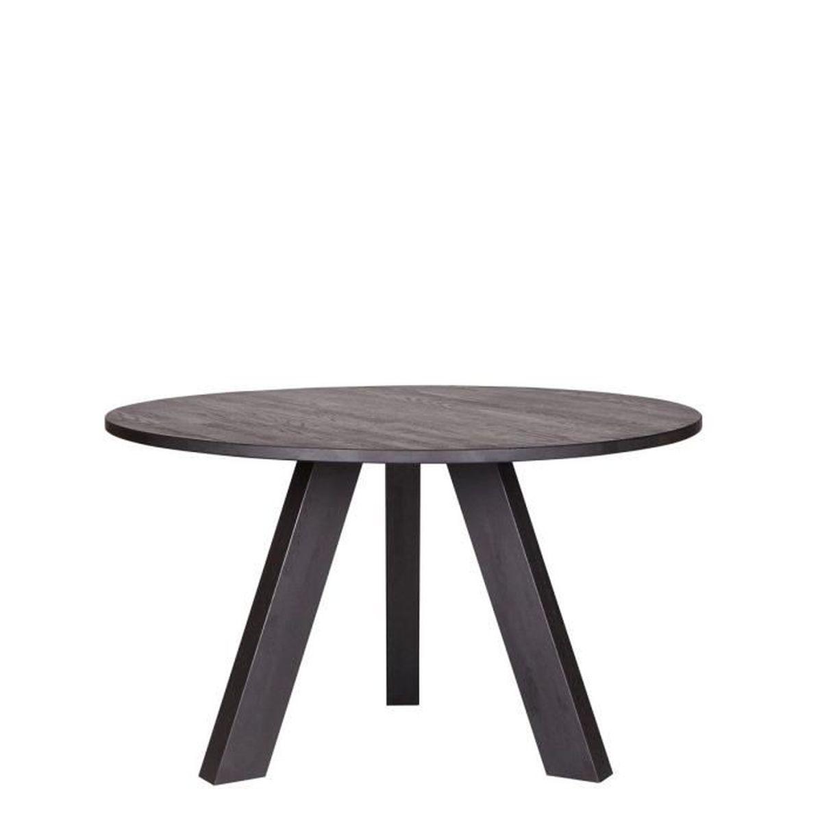 Table ronde 130cm achat vente table ronde 130cm pas cher cdiscount - Table ronde cdiscount ...
